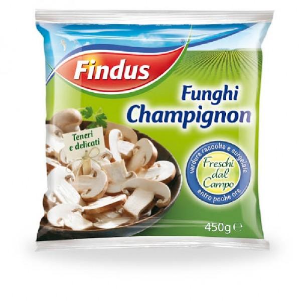 FINDUS FUNGHI CHAMPIGNON 450 g