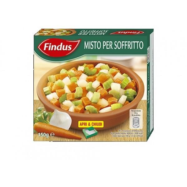 FINDUS MISTO PER SOFFRITTO 150 g