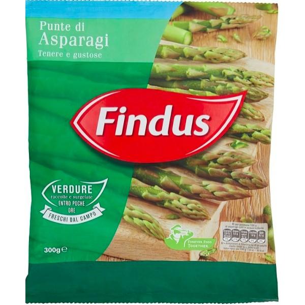FINDUS PUNTE DI ASPARAGI 300 g