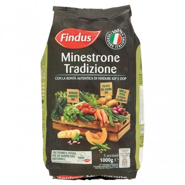 FINDUS MINESTRONE TRADIZIONE 1 kg