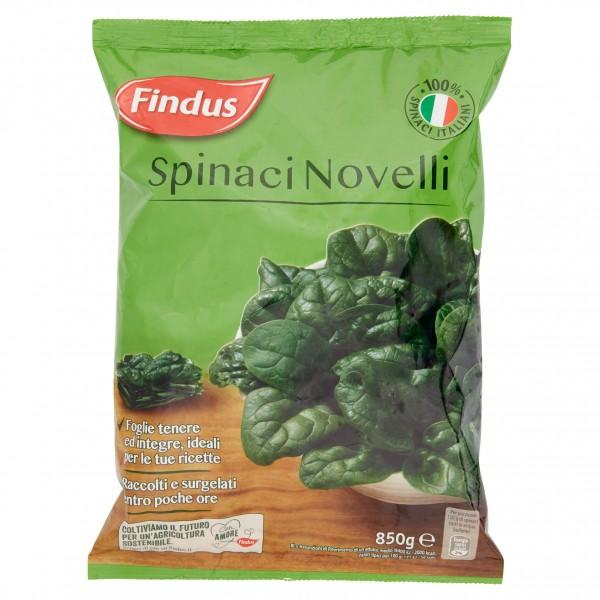 FINDUS SPINACI IN FOGLIA 850 g