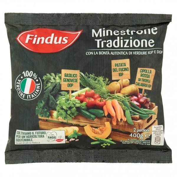 FINDUS MINESTRONE TRADIZIONE 400 g