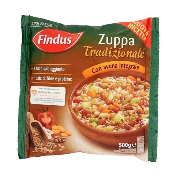 FINDUS ZUPPA TRADIZIONALE 500 g