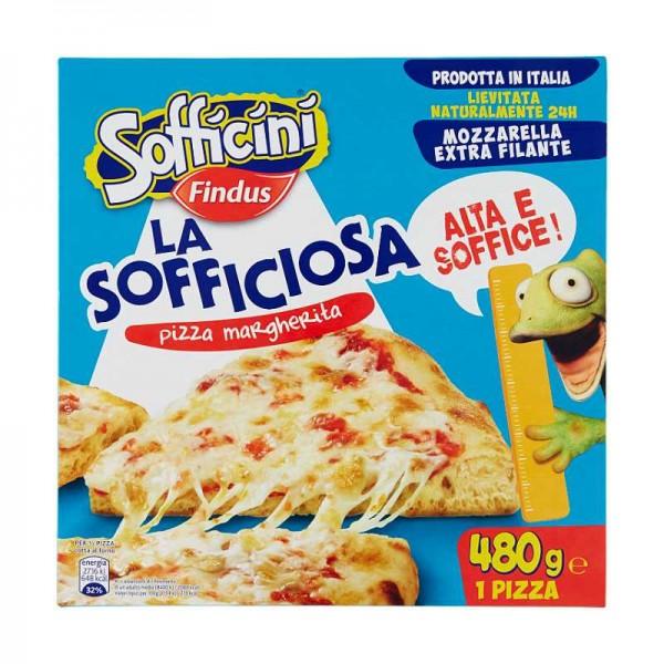 FINDUS LA SOFFICIOSA PIZZA MARGHERITA 480 g