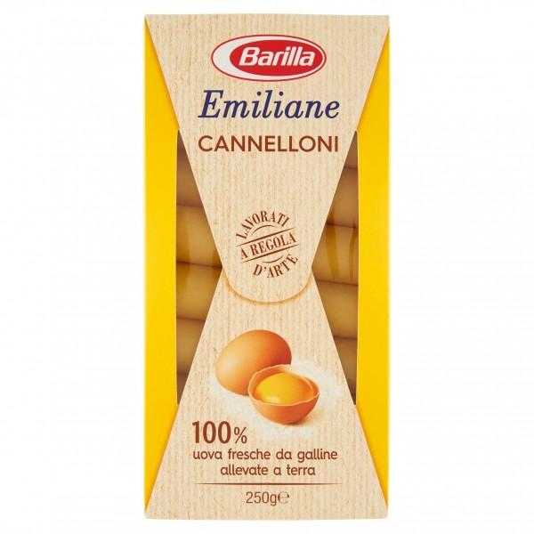 BARILLA EMILIANE CANNELLONI 250 GR
