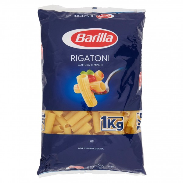 BARILLA RIGATONI 1 KG