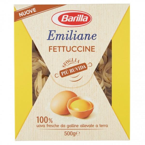 BARILLA EMILIANE FETTUCCINE 500 GR