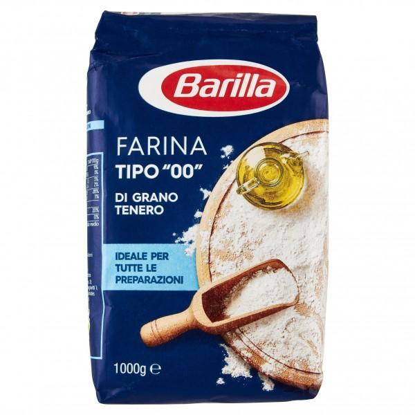 BARILLA FARINA 00 1 KG