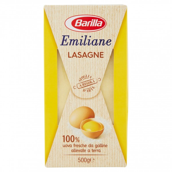 BARILLA EMILIANE LASAGNE 500 GR