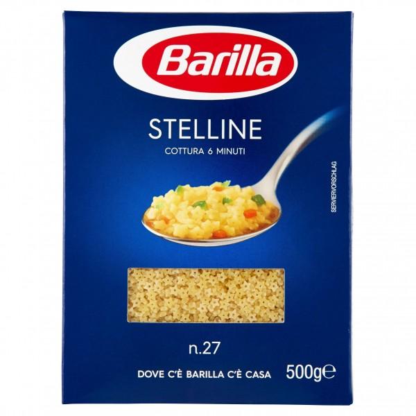 BARILLA STELLINE 500 GR