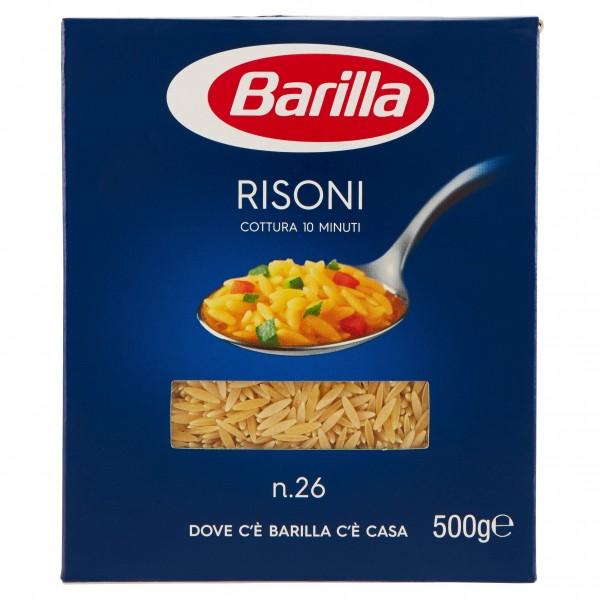 BARILLA RISONI 500 GR