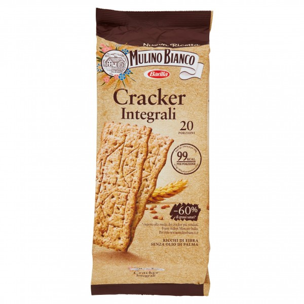 MULINO BIANCO CRACKERS INTEGRALE 500 g