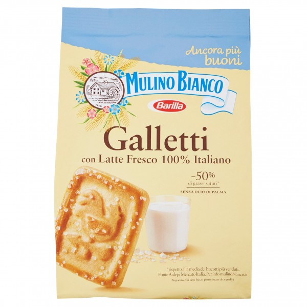 MULINO BIANCO GALLETTI 800 GR