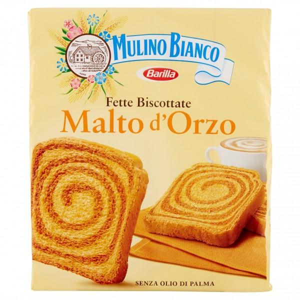 MULINO BIANCO FETTE AL MALTO D'ORZO 315 GR