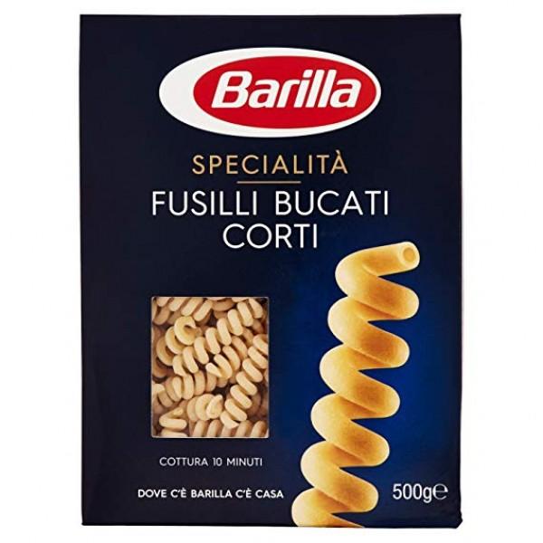 BARILLA SPECIALITA' FUSILLI BUCATI CORTI 500 GR