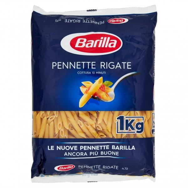 BARILLA PENNETTE RIGATE 1 KG
