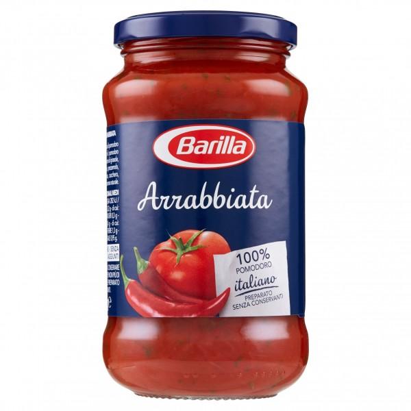 BARILLA SUGO ARRABBIATA 400 GR