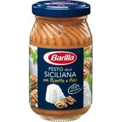 BARILLA PESTO SICILIANA g190
