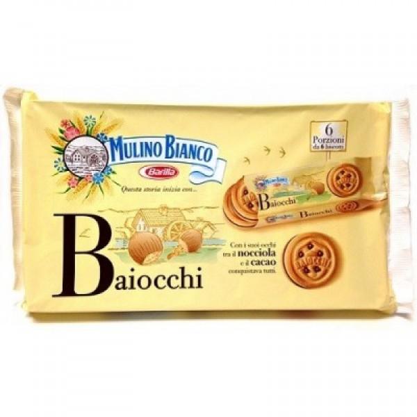 MULINO BIANCO BAIOCCHI SNACK 336 GR