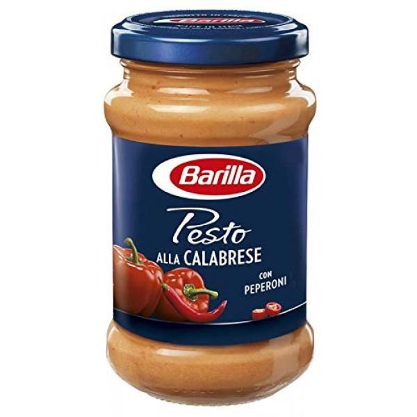 BARILLA PESTO CALABRESE 190 GR