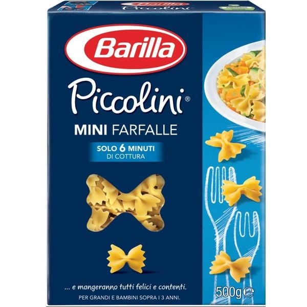 BARILLA PICCOLINI 500 g FARF