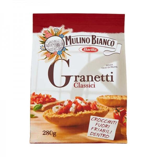 MULINO BIANCO GRANETTI DORATI g280