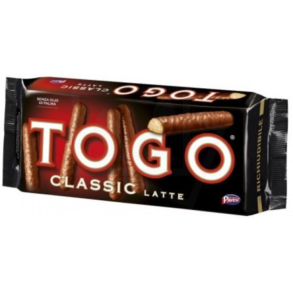 PAVESI TOGO CLASSIC LATTE 120 GR