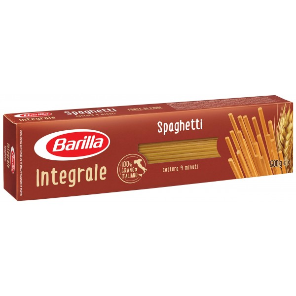BARILLA SPAGHETTI INTEg500 g