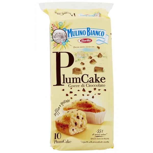 MULINO BIANCO PLUMCAKE GOCCE X10 g350