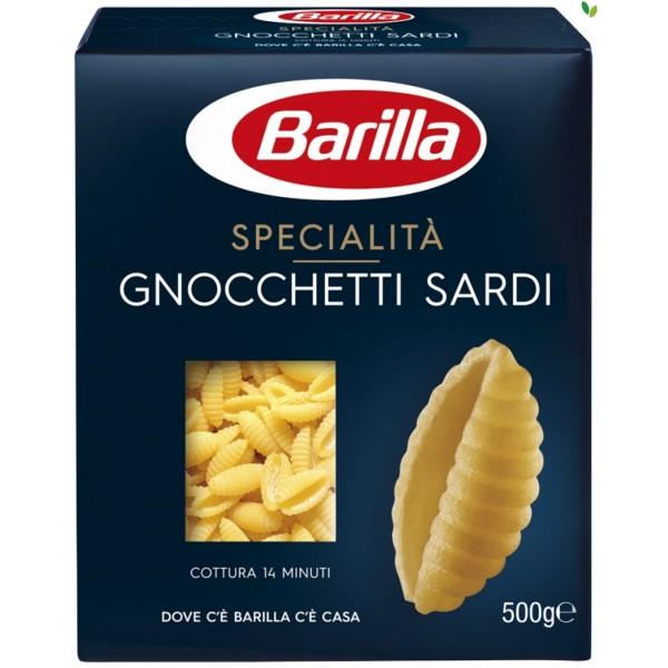 BARILLA SPECIALITA' GNOCCHETTI SARDI 500 GR
