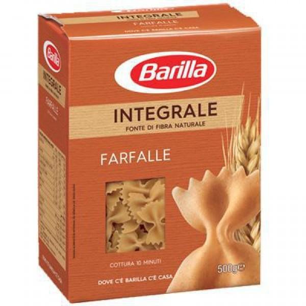 BARILLA FARFALLE INTEg500 g