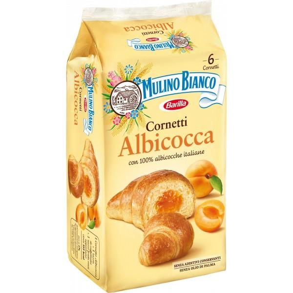 MULINO BIANCO CORNETTI ALBICOCCA X6 300