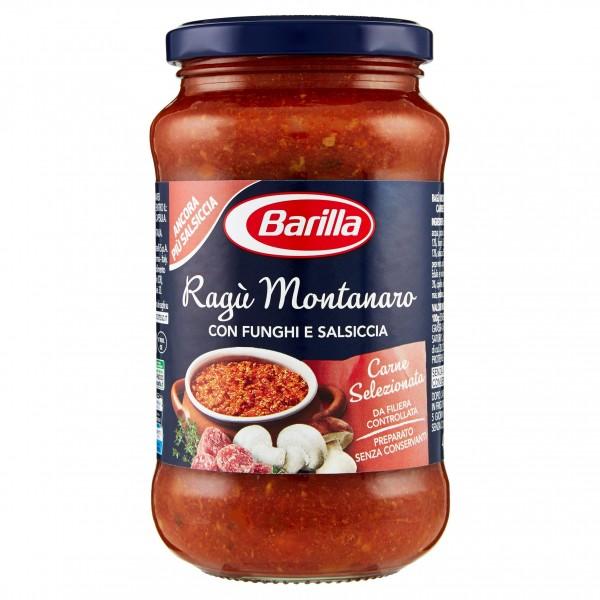 BARILLA RAGU' MONTANARO 400 GR