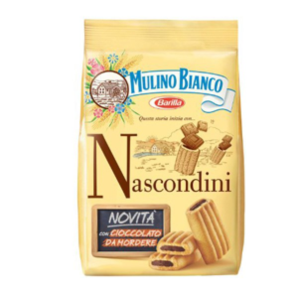 MULINO BIANCO NASCONDINI 330 GR