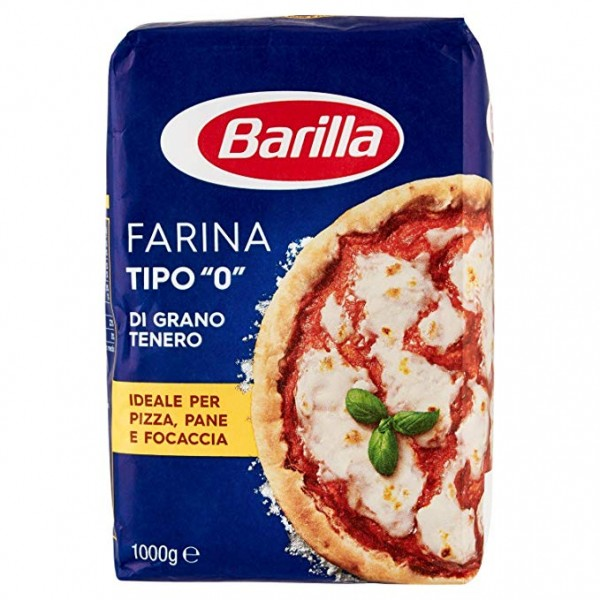 BARILLA FARINA 0 TIPO MANITOBA