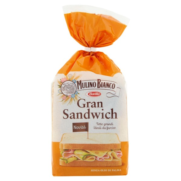 MULINO BIANCO GRAN SANDWICH 500 g