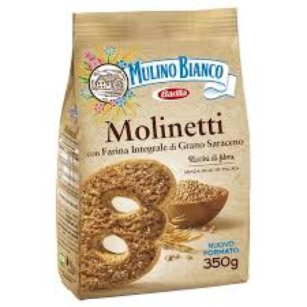 MULINO BIANCO MOLINETTI 350 GR