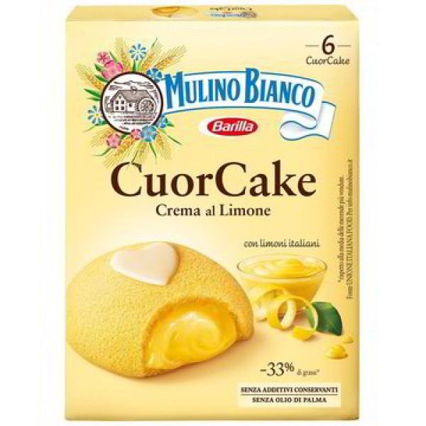 MULINO BIANCO CUOR CAKE LIMONE 210 GR