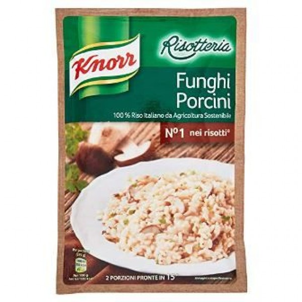 KNORR RISOTTO FUNGHI 175 GR