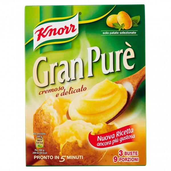 KNORR GRAN PURE' g225