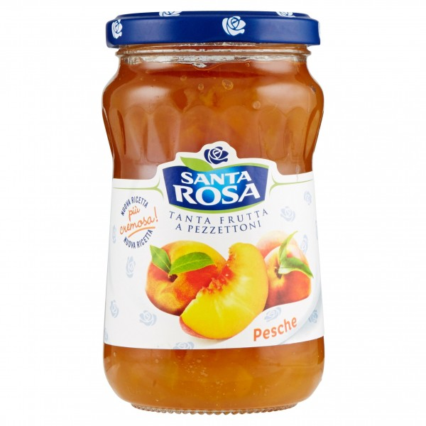 SANTA ROSA CONFETTURA PESCA 350 g