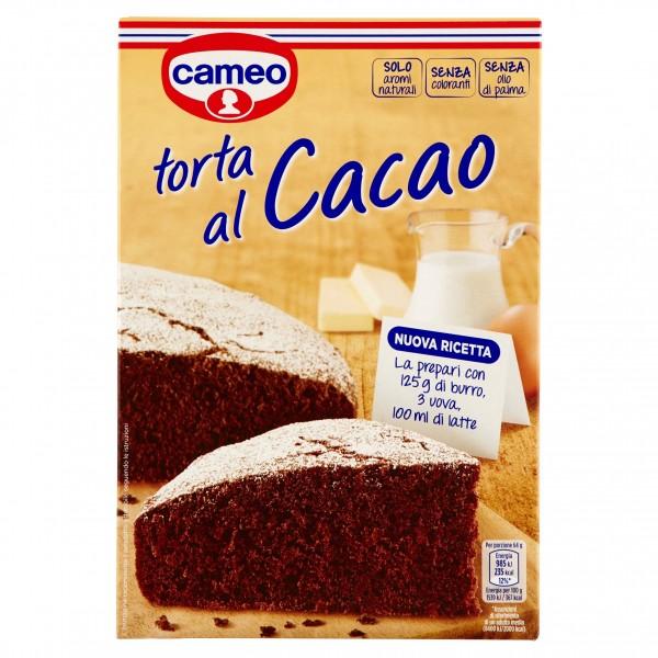 CAMEO TORTA AL CACAO 455 GR