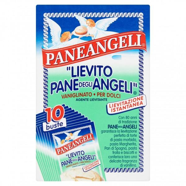 PANE ANGELI LIEVITO VANIGLIA 10 BUSTINE