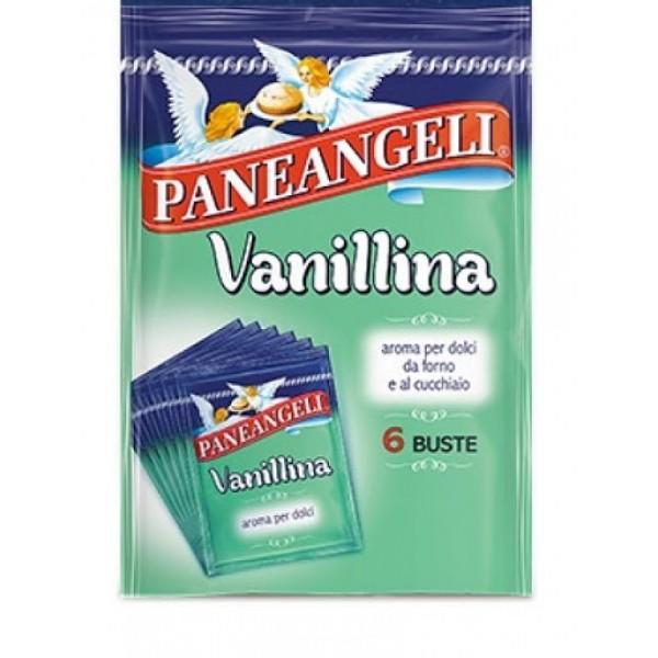 PANE ANGELI VANILLINA 6 BUSTINE 3 GR
