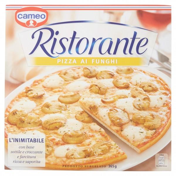 CAMEO RISTORANTE PIZZA AI FUNGHI