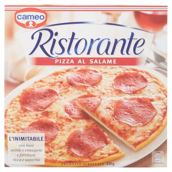 CAMEO RISTORANTE PIZZA AL SALAME