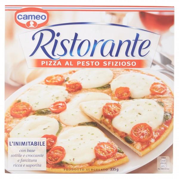 CAMEO RISTORANTE PIZZA AL PESTO