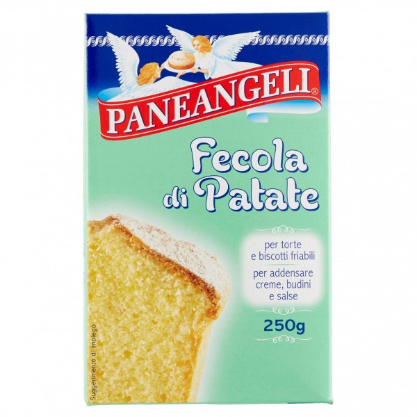 PANE ANGELI FECOLA PATATE 250 GR