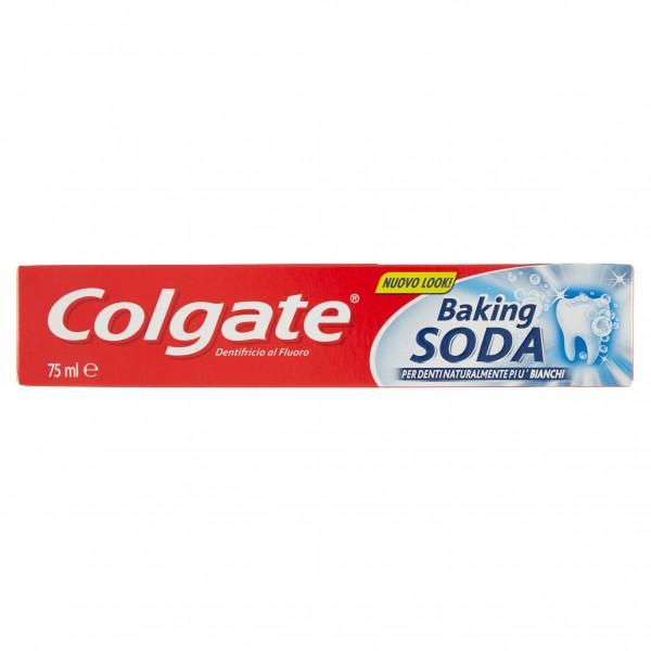 COLGATE DENT.BAKING SODA 75ML