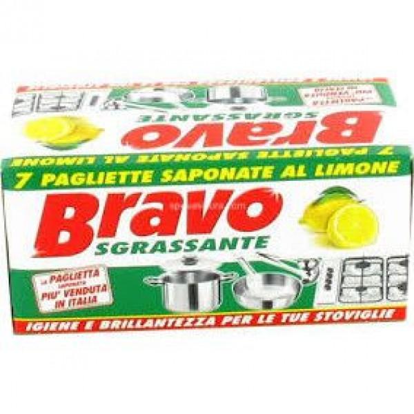BRAVO PAGLIETTE SAP. X 7